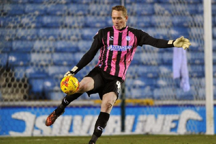 0af4654fd Former Sheffield Wednesday keeper Chris Kirkland once cost Liverpool a  record 6 million
