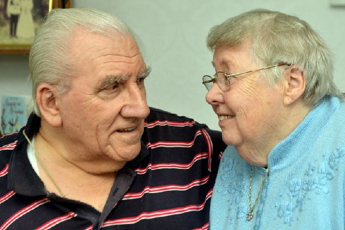 Pen pals celebrate 60 years of marriage - Wakefield Express