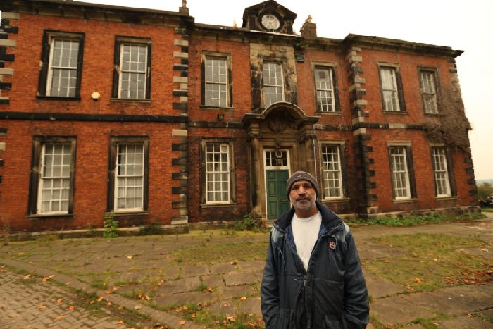 4649e952 Plan to sell Wakefield Grade II-listed building: 'I still love it ...
