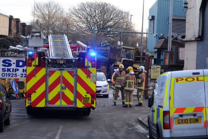 Worker dies after industrial accident - Wigan Today