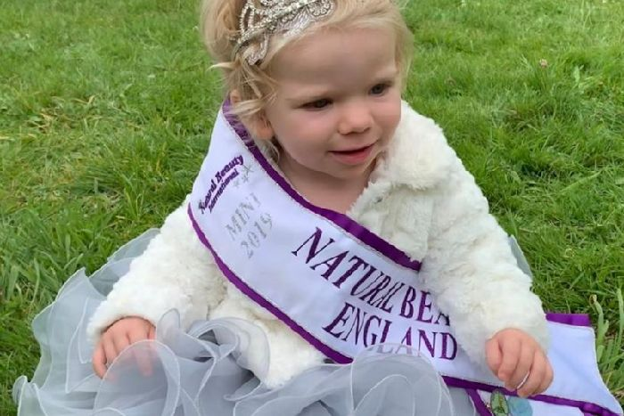 Wigan pageant champion is already a winner aged just one - Wigan Today
