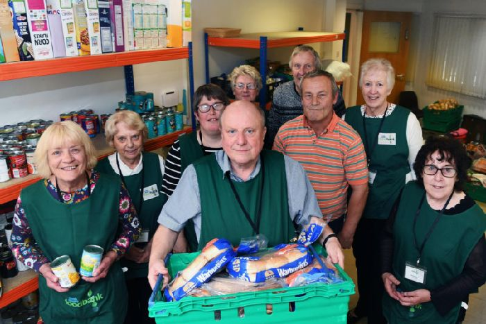Big Push For Leeds Food Bank Donations In Remaining Summer