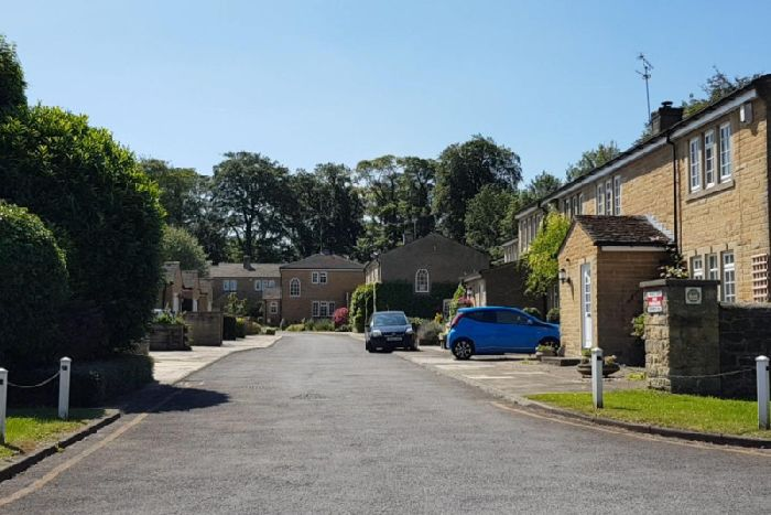 dd148693dbecb Properties are rare to the housing market in Harewood and when they are for  sale -