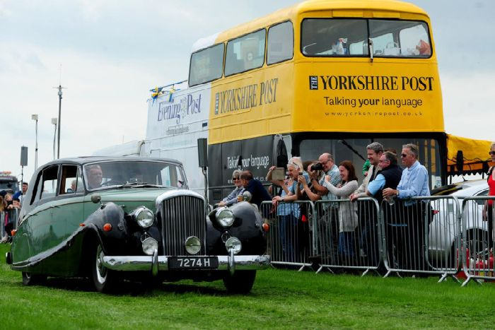 Over 1,000 classic cars, stunt show and monster trucks at Yorkshire
