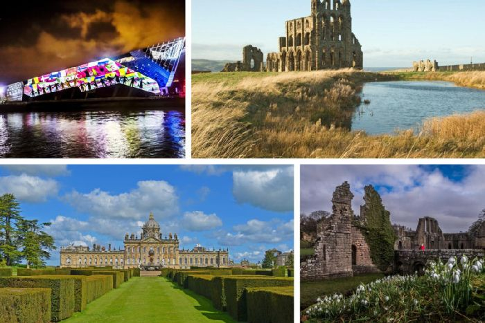 The 10 top sights in Yorkshire according to Lonely Planet