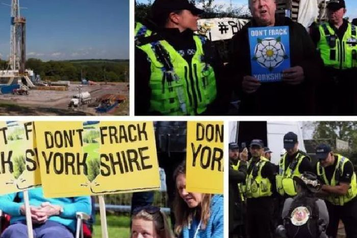 Fracking near ex-mining areas in Yorkshire 'risks disaster' warns