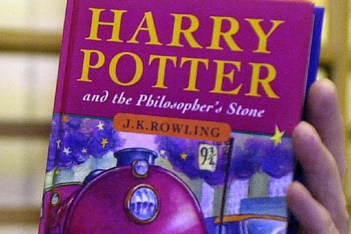 First Edition Harry Potter Book Bought In Harrogate In 1997 Sells
