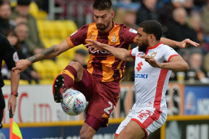 Kai Bruenker Has Strong Appetite For Tackling Bradford Citys Fight