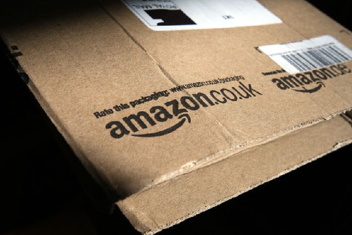 Amazon. Pic: Paul Faith/PA Wire
