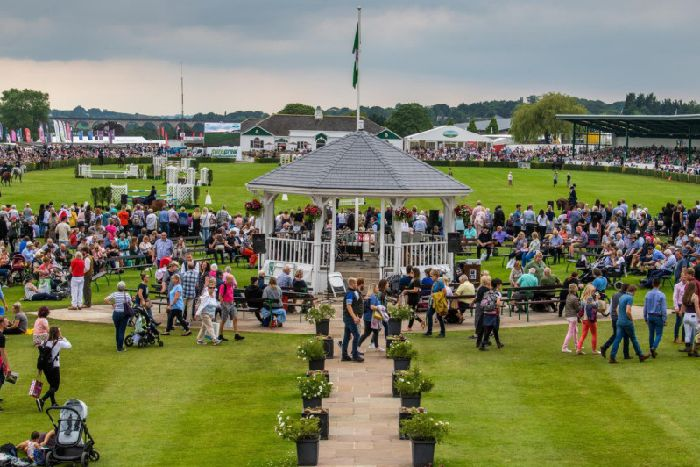 94a6a84ee593 A view of day two of the 161st Great Yorkshire Show in Harrogate. Picture by