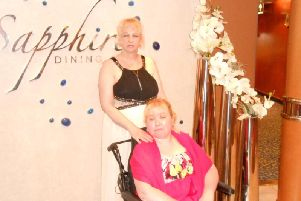 Mother Gillian and Daughter Sabrina founded the charity.