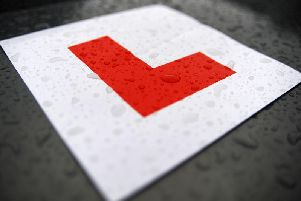 The driving test was changed in 2017