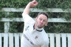 Longridge bowler Ian Simpson is excited about the challenge ahead