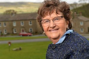 Yvonne Peacock, leader of Richmondshire District Council.
