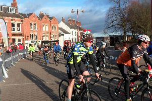 The Boxing Day Hill Climb is a popular event in the Ilkeston cycling calendar.
