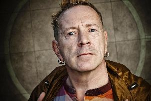 John Lydon heads out on new tour in 2020 including a date at Lowther Pavilion