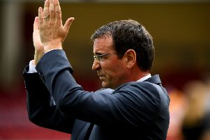 Bradford City manager Gary Bowyer is happy to be in the hat for the FA Cup second round draw (Picture: James Hardisty)