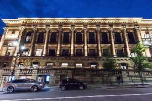 Celebrate the National Lotterys 25th birthday with a free heritage tour of St Georges Hall, Bradford!
