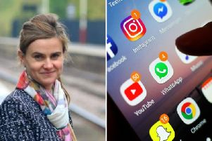 The Twitter account of the late MP Jo Cox (pictured) could be deleted in plans to remove inactive accounts