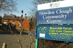 Howden Clough Community Centre. (120213)