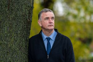 Date: 26th November 2019.'Picture James Hardisty.'Derek Hallas,  chairman of the Batley Homeless Project.