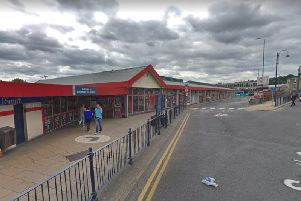 Dewsbury Bus Station, on South Street, could be getting a complete revamp