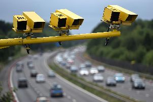 Speeding to blame for nine in 10 driving offences in West Yorkshire