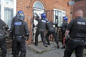 The Home Office has released new data on drug seizures. Picture: Tony Johnson