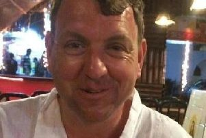 Andrew Dean, 46, from Wesham, died from head injuries after being struck by a car at the junction of Freckleton Street and the A583 Kirkham Bypass on July 18, 2019