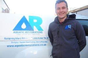 Declan Colleran, Owner of Aquatic Restorations
