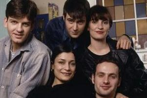 This Life is being re-run on BBC Four