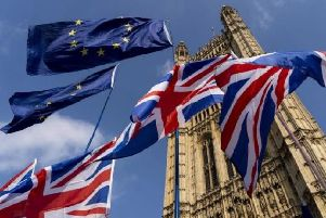 Britain is leaving the EU at 11pm tonight (GMT)
