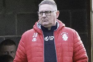 Liversedge manager Jonathan Rimmington will have an eye on the weather forecast in the hope that Saturday's NCE Premier Division clash at home to Bridlington Town is given the green light. Picture: Allan McKenzie