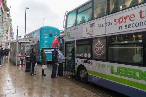 Bus and train services in West Yorkshire are expected to move to reduced timetables in the coming days.