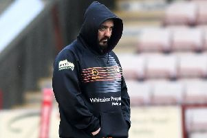Matt Diskin believes his Batley Bulldogs side are well prepared for the new Betfred Championship campaign and is ready for his third season in charge at the club. Picture: Jonathan Gawthorpe