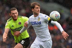 Patrick Bamford, who is set to be a key player if Leeds United are to finish in the top two.