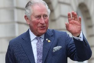 Prince Charles is coming to Wigan for the first time