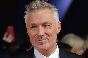 Martin Kemp. Photo by Anthony Harvey/Getty Images.'