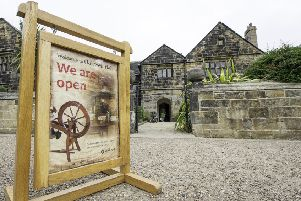 New Project: The museums team will financially test a masterplan for Oakwell Hall.