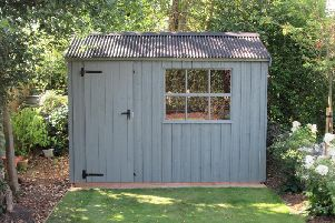 What not to keep in your garden shed