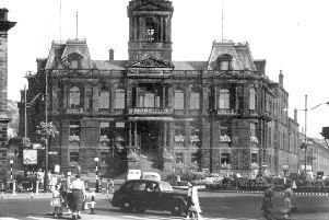 Last Dance: Dewsbury Town Hall where the controversial meeting was held in 1958 which would ban rock 'n' roll from any dances held there.