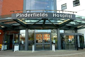 Councillor Betty Rhodes said she was concerned about reports of patients leaving the hospital late at night.