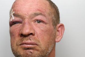 Jonathan Byram was attacked in prison after being locked up for rape of four-year-old girl