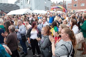 Wakefield LGBTQ Pride is returning on Sunday and promises to be bigger and better than ever!