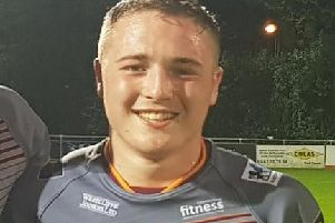 Archie Bruce. Picture: Twitter/Batley Bulldogs