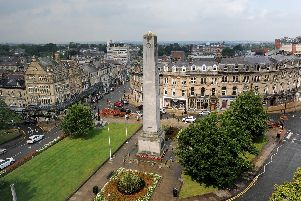 Harrogate Borough Council has reviewed peppercorn rents for garden plots it rents out. Picture by Gerard Binks.