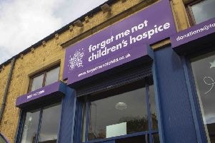 All the charity's 14 shops are taking part, including the ones at Heckmondwike and Mirfield.