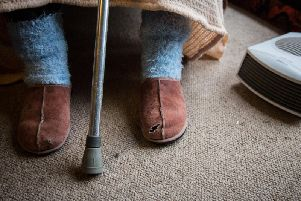 Occupational therapists assess what help people need to continue living independently.