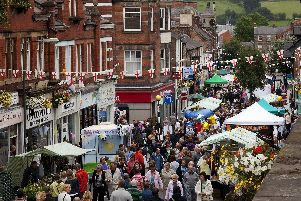 Belper's shopping centre has been named the best in England.