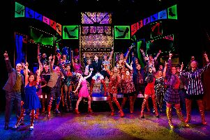 Kinky Boots The Musical.